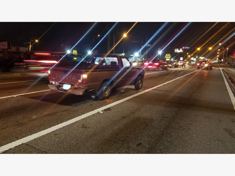 St. Pete Pedestrian In Critical Condition Following Crash