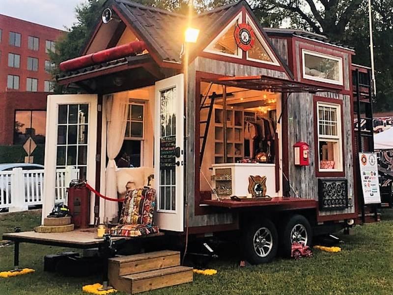 Living Small: Festival To Showcase Tiny Homes, Skoolies