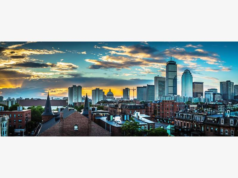 Rooms: Boston Ranked #5 Best US City For Views