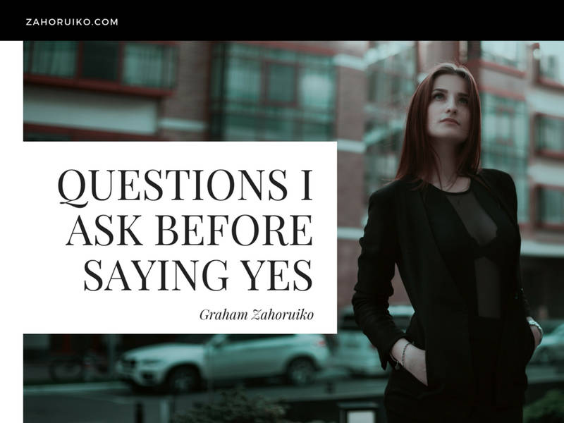 questions to ask before saying i do