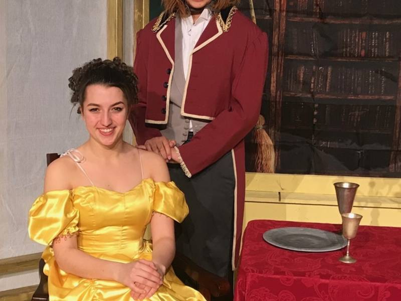Beauty and the Beast Opens Friday at Music Mountain Theatre