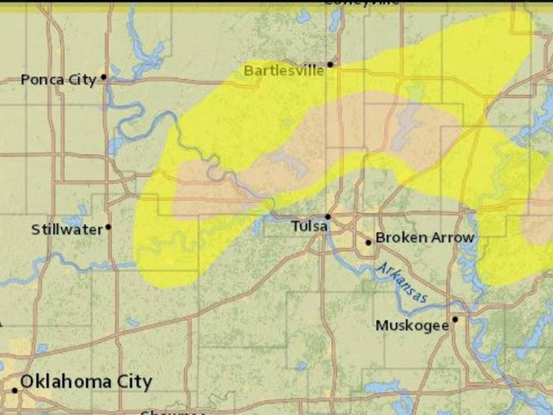 Despite recent showers and looming snow, drought watch continues ...