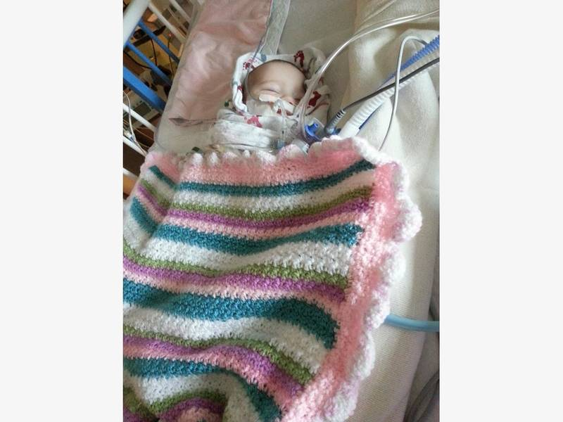 Local Nonprofit In Dire Need Of Baby Blankets