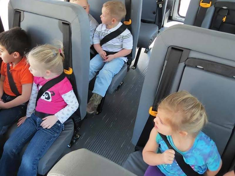 Lanza Calls For Passage Of School Bus Seat Belt Safety Law