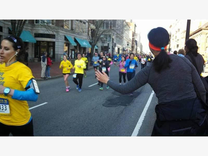 meet the boston marathon