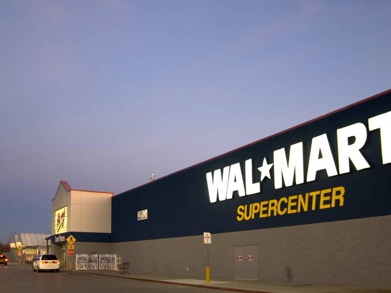 Michigan Wal-Mart Criticized For  Racist  Mascot Gear  4e7df5b04