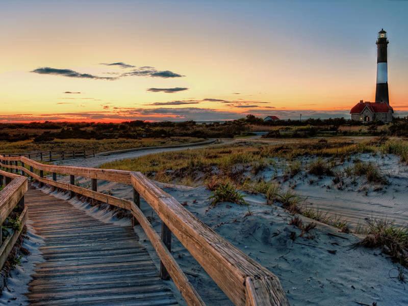 Fire Island Ocean Beach Ny