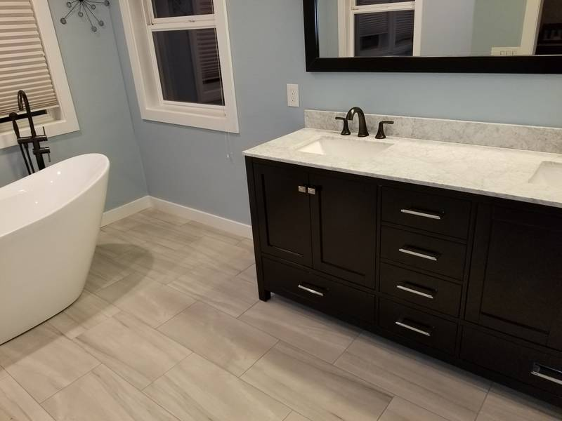 Bathroom Remodel JBE Custome Homes Beaverton OR Patch - Bathroom remodel beaverton oregon