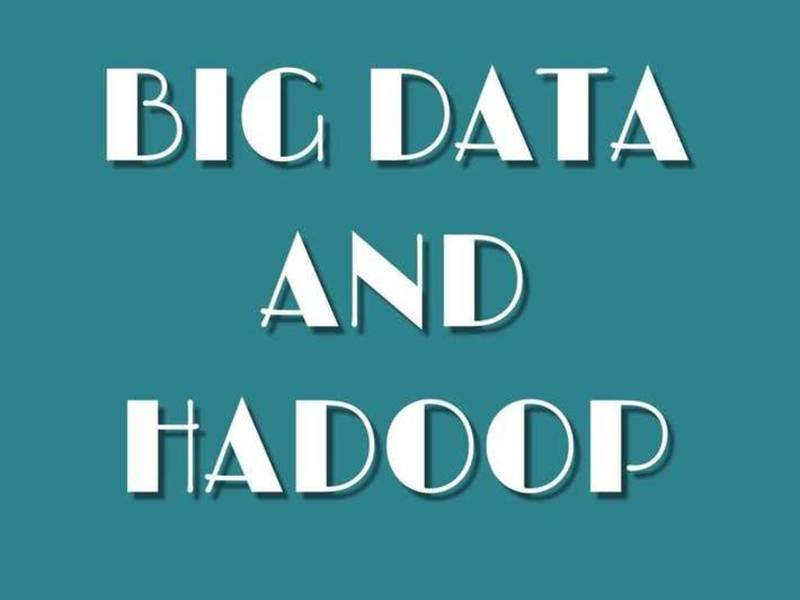 Why Should You Go For Hadoop Certifications Downtown Austin Tx Patch