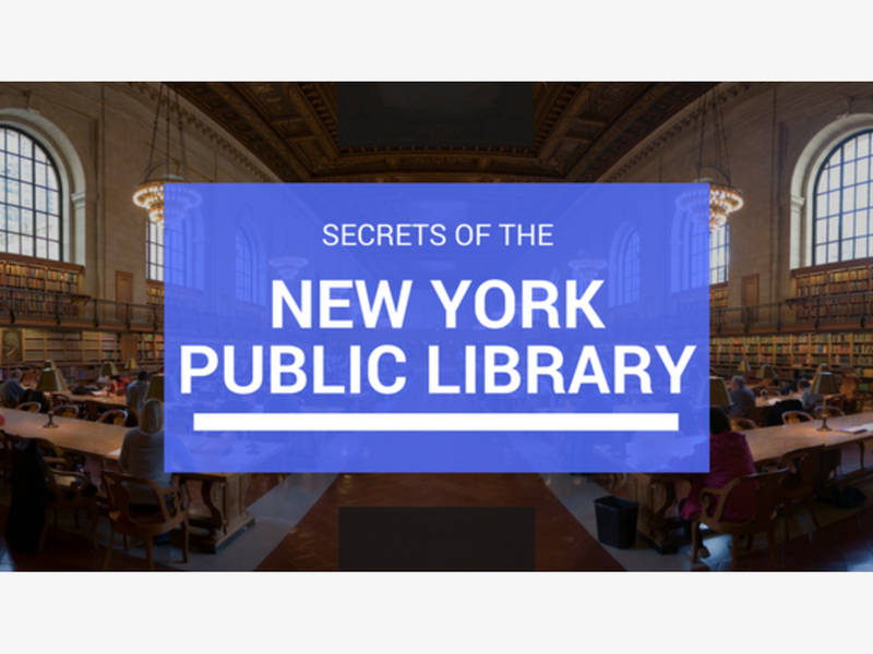 Secrets Of The New York Public Library Brooklyn Ny Patch
