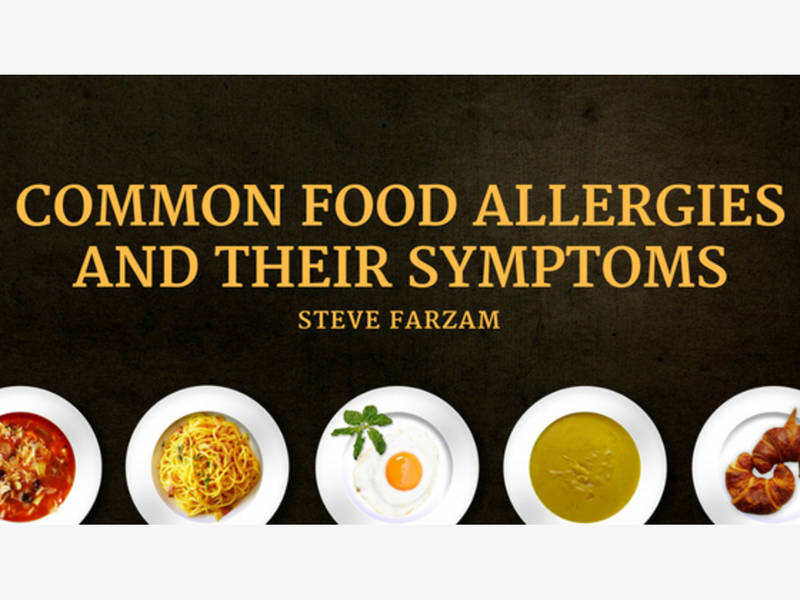 Steve Farzam Coo Shore Hotel On Common Food Allergies 0
