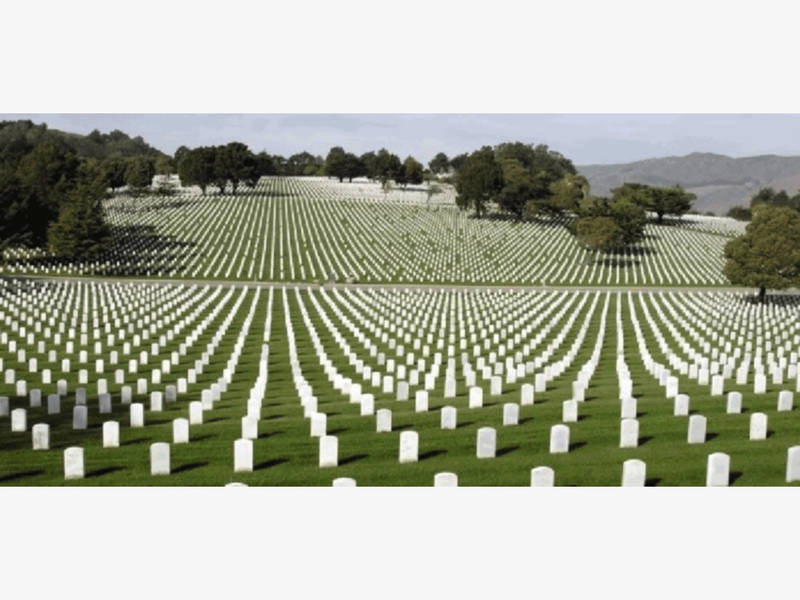 Want to be Buried in Arlington National Cemetery? It's Not Easy
