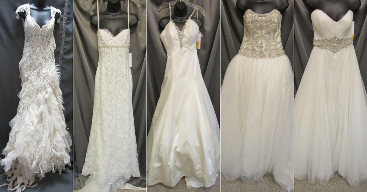 Compleat Couture High End Bridal Shop Liquidation Sale Denver Co