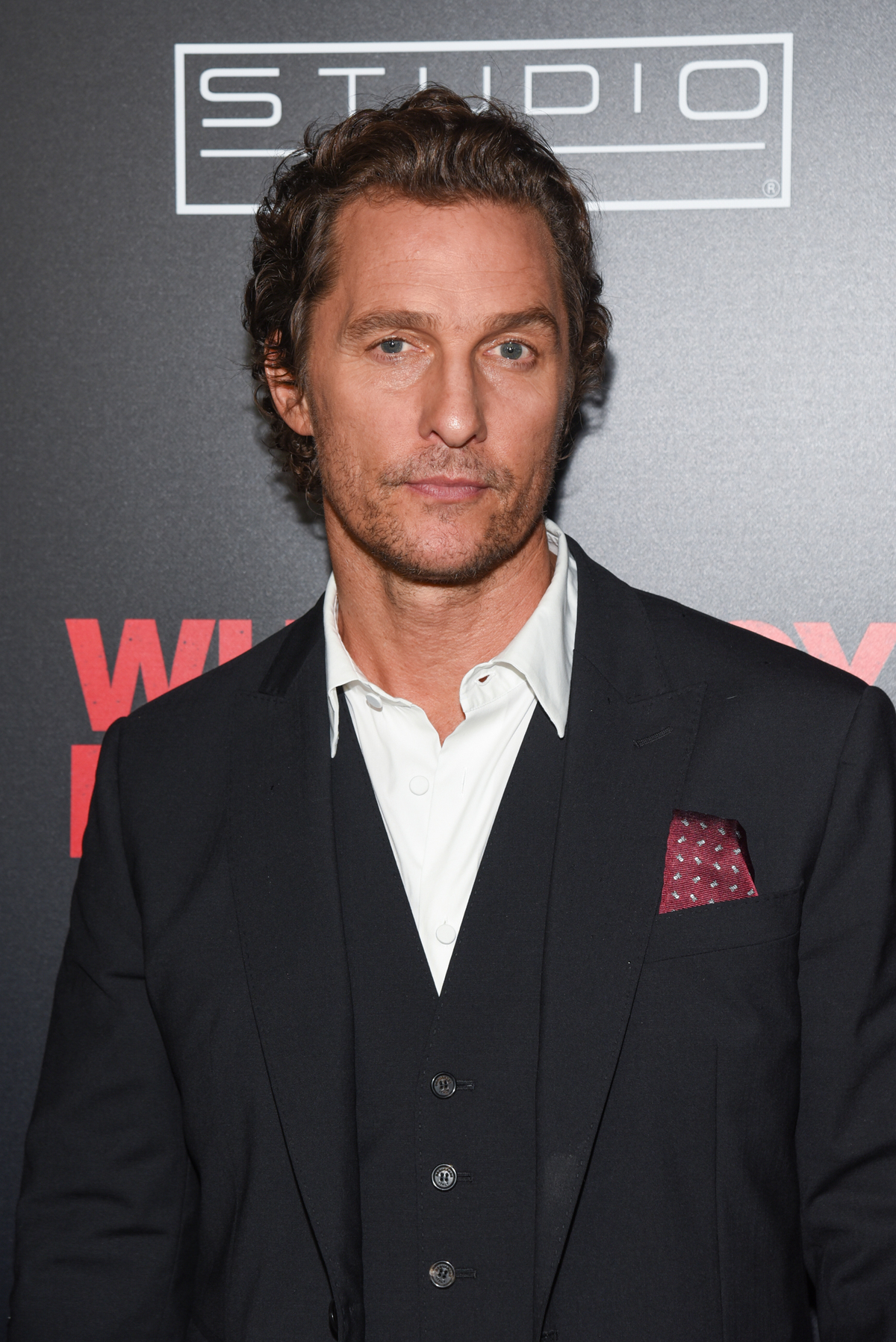 Matthew McConaughey Attends Film Screening Of 'White Boy ...