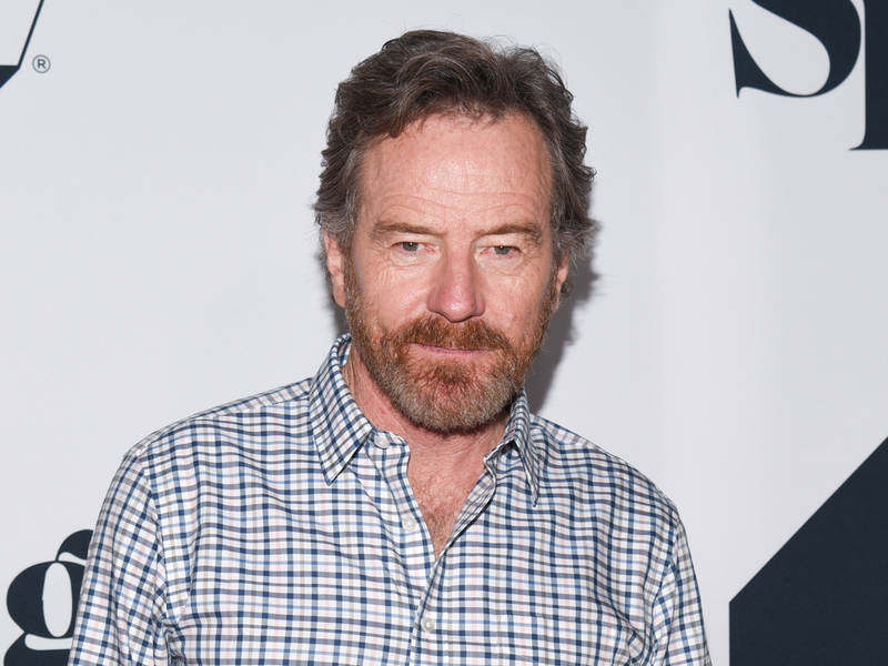 Bryan Cranston Arrives At The 2018 Tribeca TV Festival In NYC