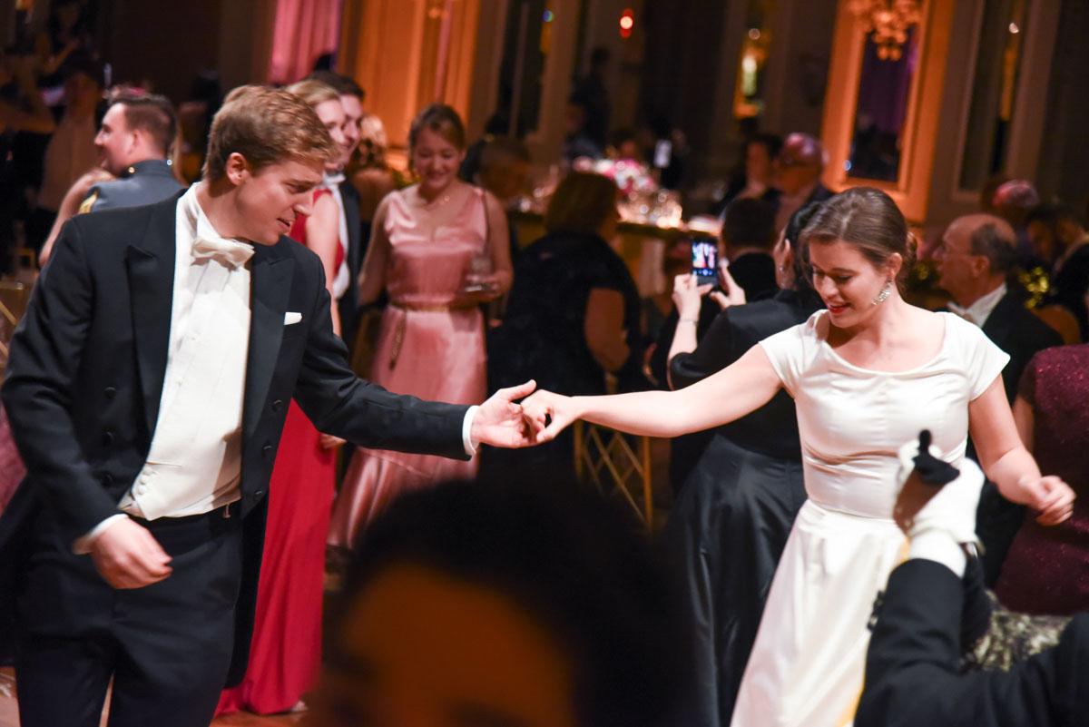 The 64th International Debutante Ball A Royal Night In Photos New
