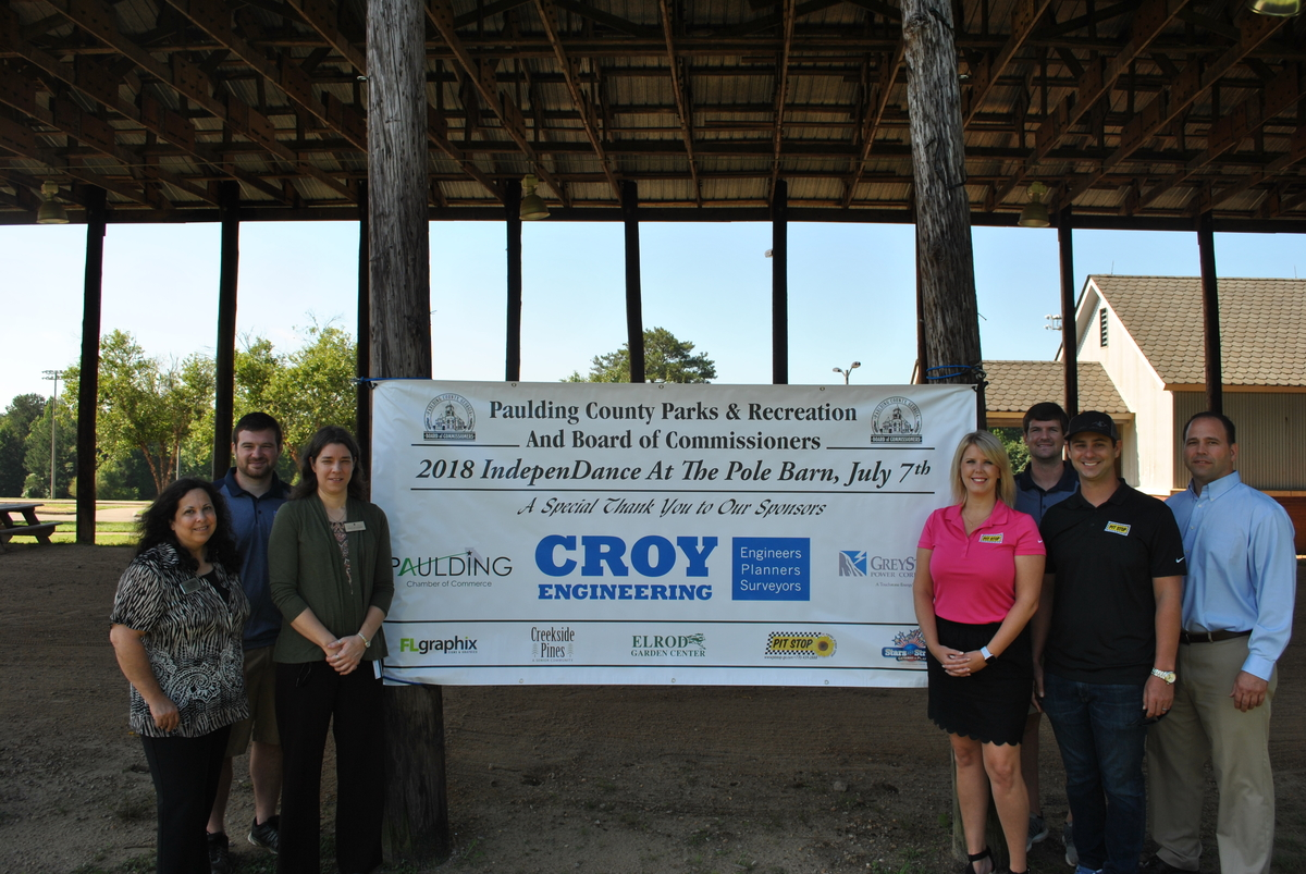 IndepenDance at the Pole Barn made possible with help from Sponsors: