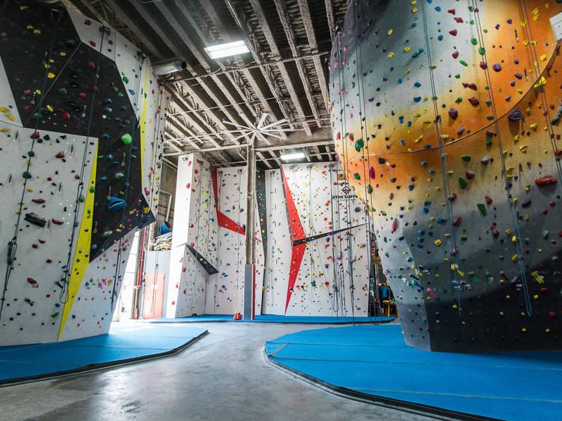 Massive Rock Climbing Gym Slated For Gowanus