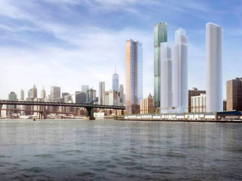 Two Bridges Towers Approved By City Planning Commission