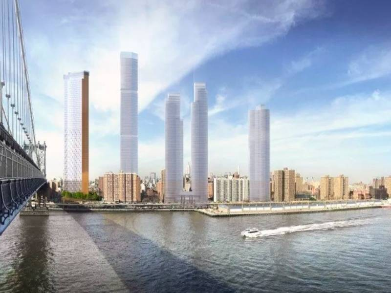 City Council Sues City Over Two Bridges Towers Approval