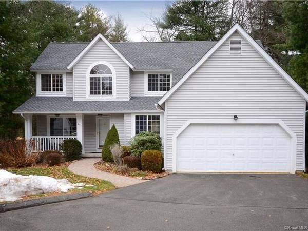 5 New Simsbury Area Houses For Sale