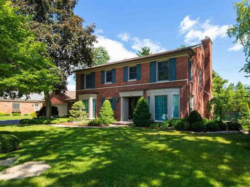 Grosse Pointe: 5 Newest Homes To Hit The Market