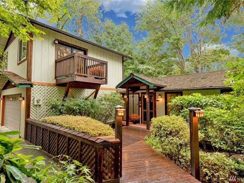 5 New Houses For Sale In The Mercer Island Area