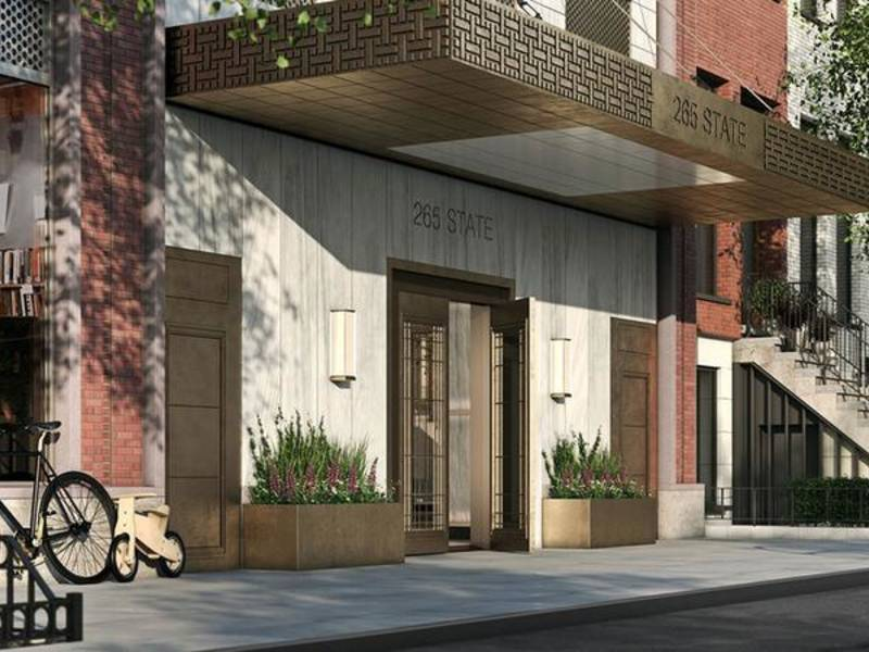 5 New Carroll Gardens-Cobble Hill Area Houses For Sale