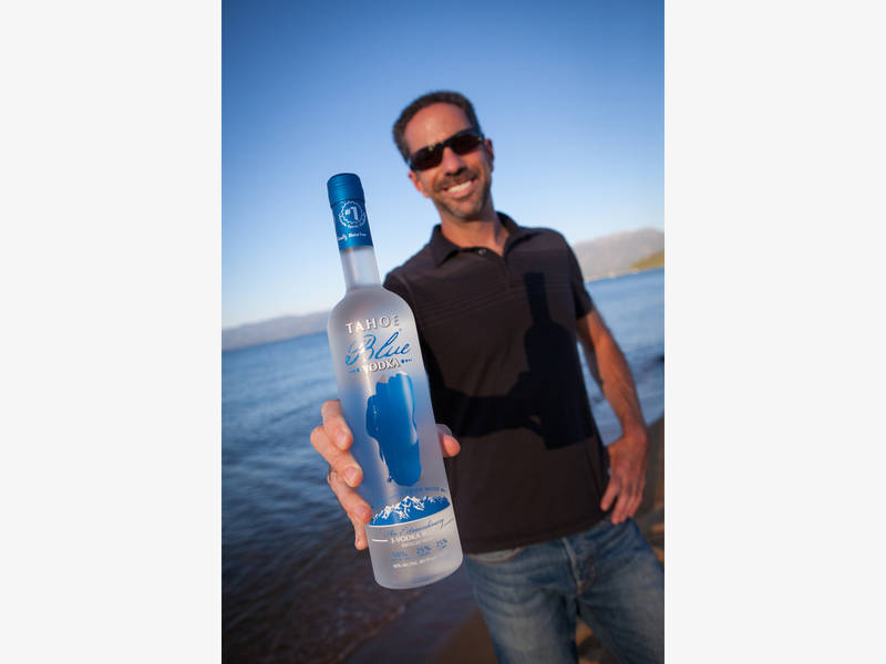 Tahoe Blue Vodka Founder Hoping For More Green