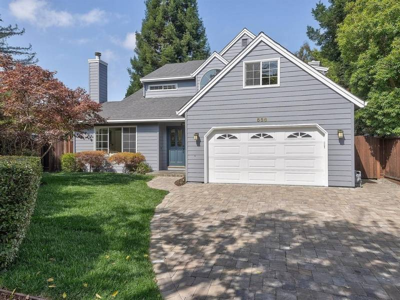 Complete With Putting Green, Palo Alto Home Is Must See