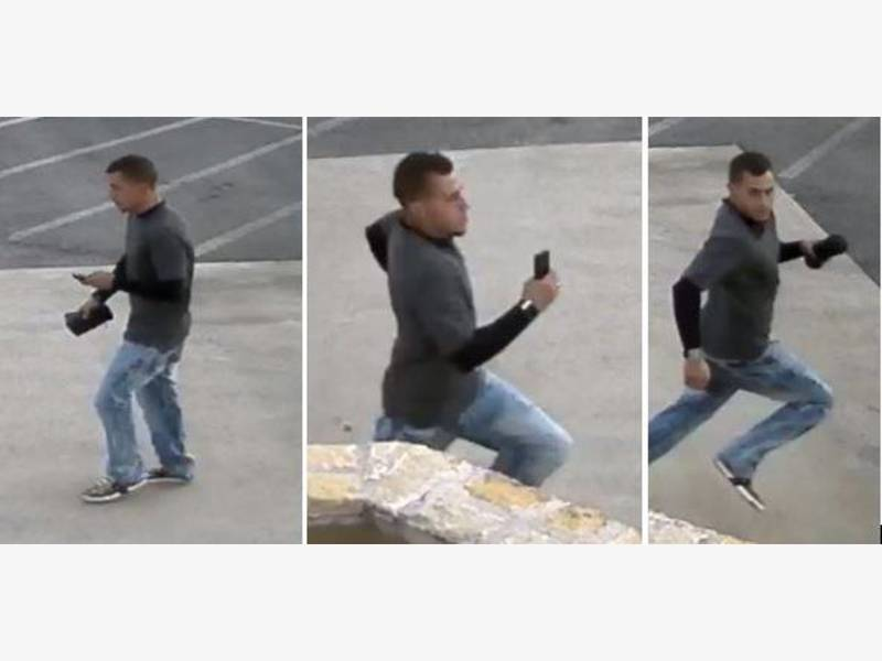 Police Search For Alleged Car Thief, Attacker