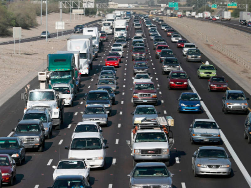 Driving In Texas Among Best In America
