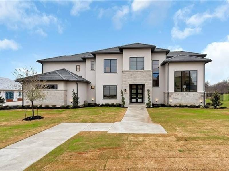 ... Modern Home For Sale In Fort Worth  0