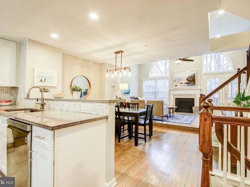 Gorgeous Germantown Home With Deck Seeks $360K