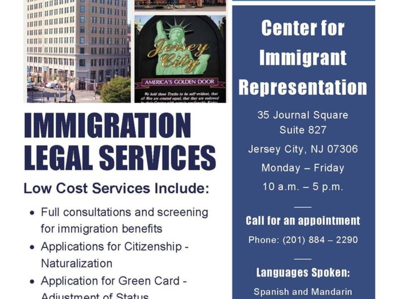 Jersey City Home To New Non Profit Immigration Law Office Jersey City Nj Patch
