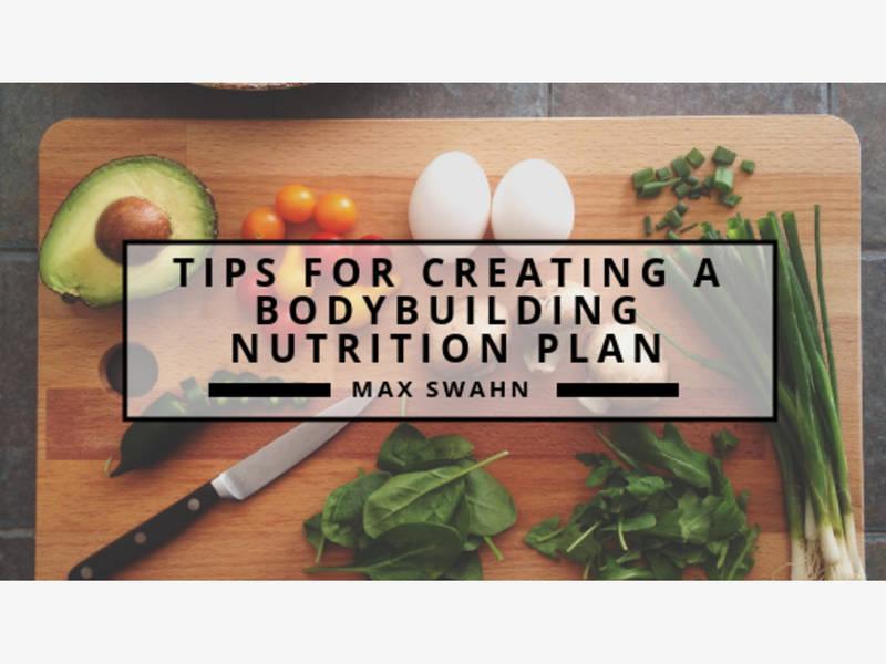 bodybuilding eating tips