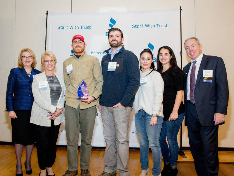 01dbe24fa72 BBB Names 2018 Central MA Marketplace Excellence Award Winners ...