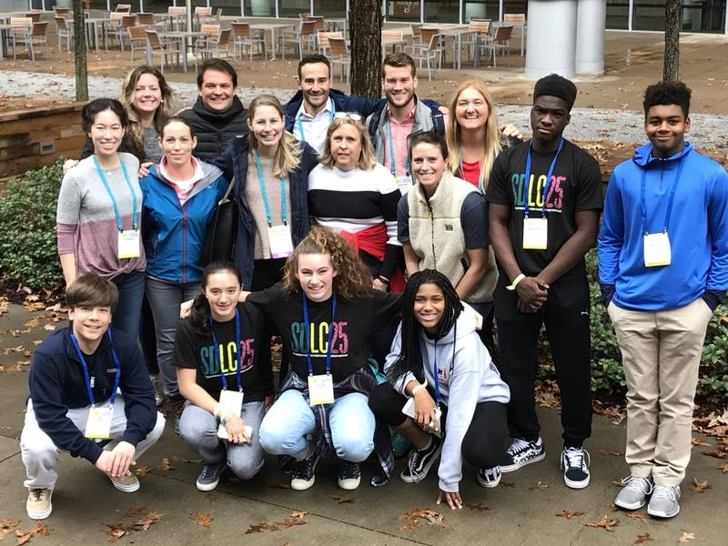 New Canaan Country School Sends Cohort to Diversity Conferences