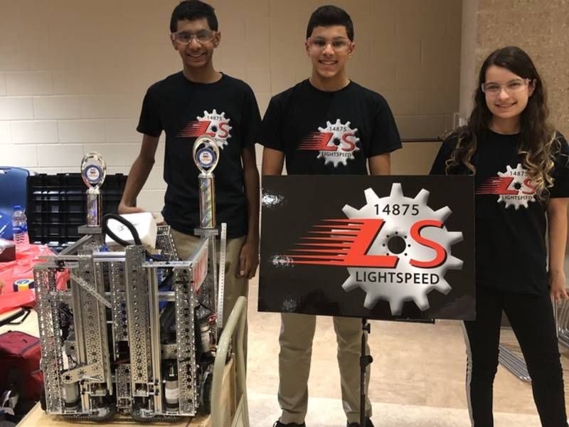 Natick Robotics Team Moves On To State Competition Natick Ma Patch