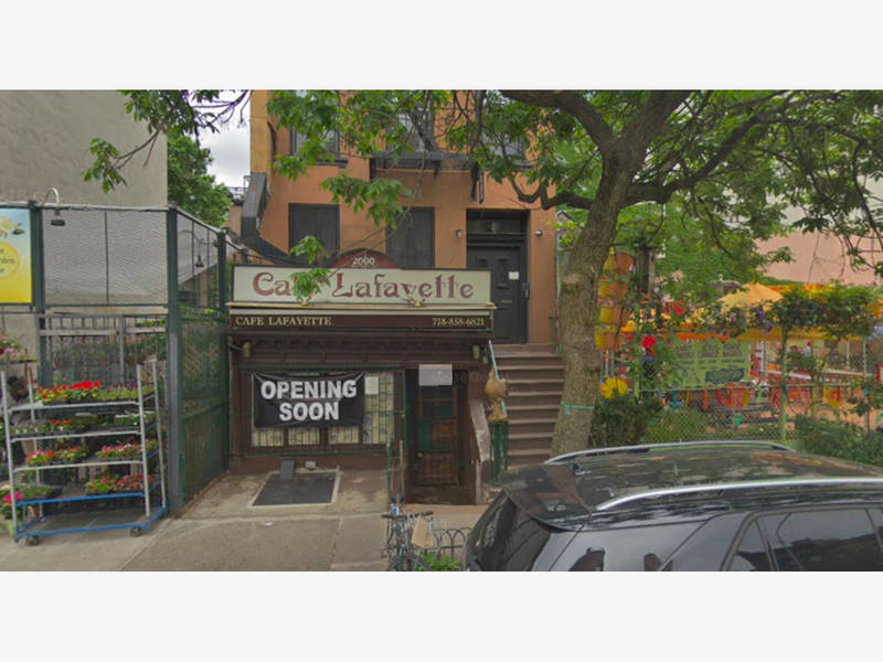 Former Cafe Lafayette To Become Italian Bistro In Fort Greene