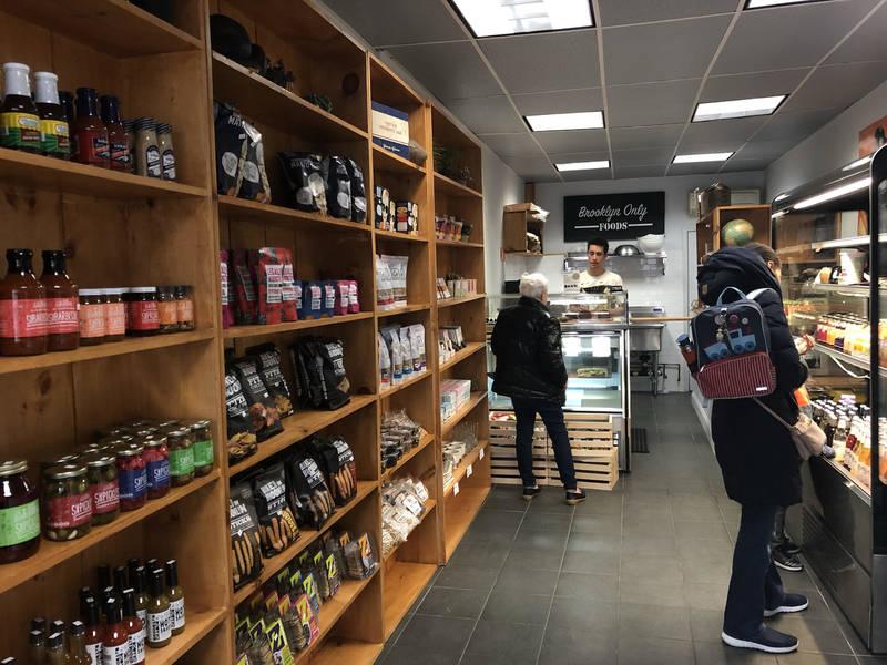 New Brooklyn Grocery Store Has A Speakeasy Art Gallery Underneath