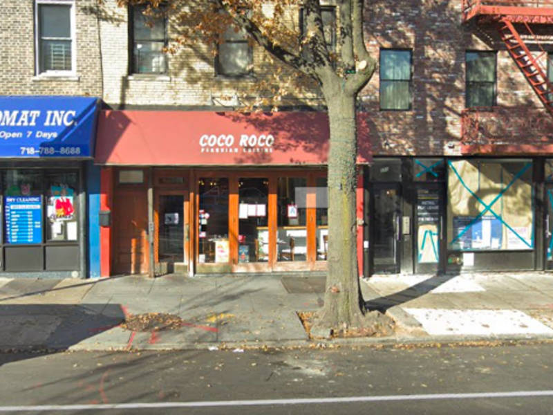Park Slope's Coco Roco Restaurant Shuttered By Health ...