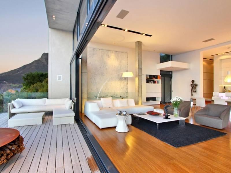 The Newest Trend In Home Design The Indoor Outdoor Living Room