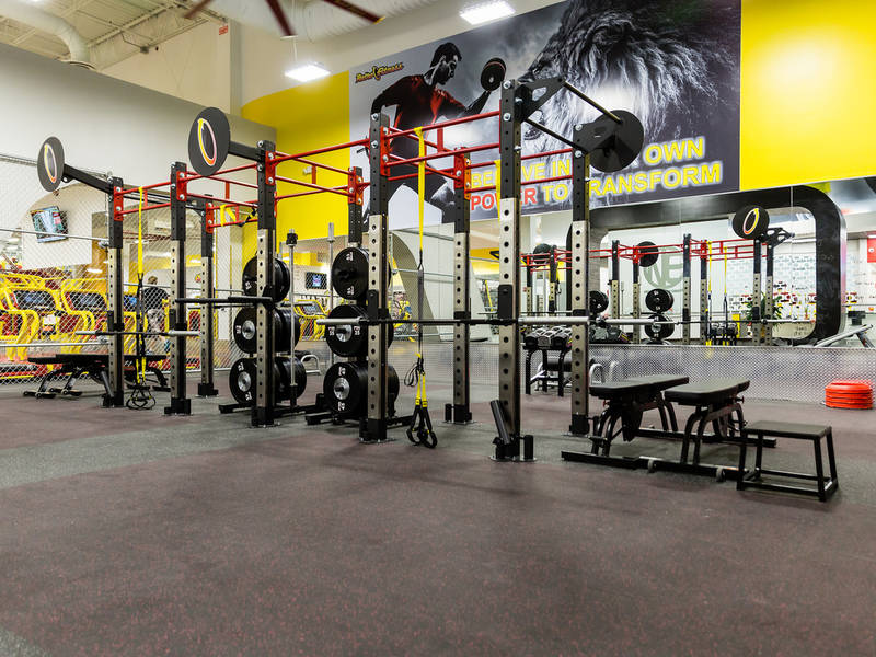 Corporate Gym Discounts