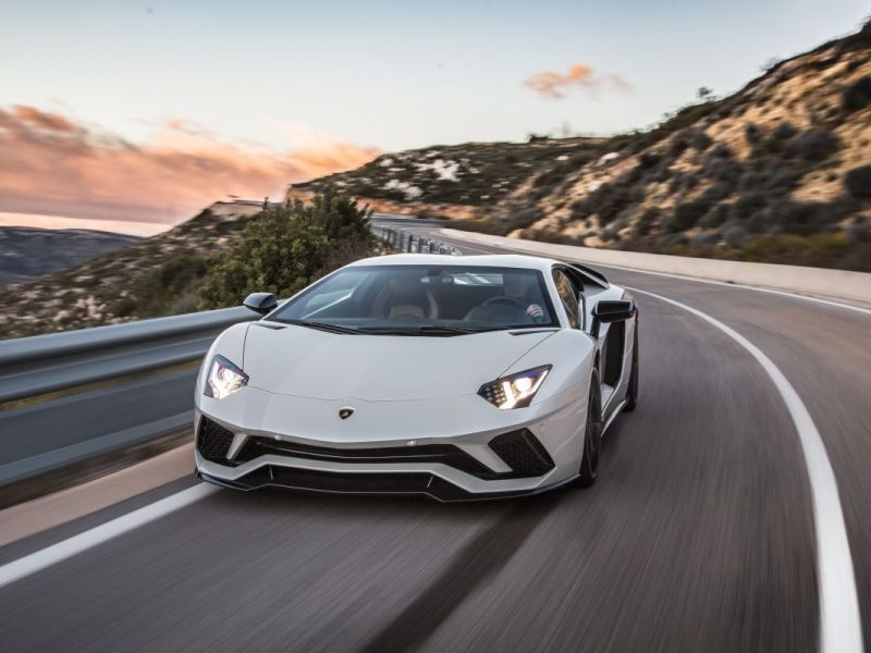 Marvelous ... Lamborghini Aventador S Makes U.S. Debut In Beverly Hills 0 ...