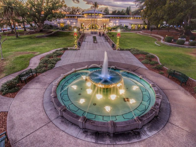 Breath Taking Shot Of Monrovia Library Photo Of The Week Monrovia Ca Patch