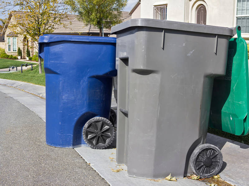 No Garbage Collection Wednesday In Palatine Palatine Il