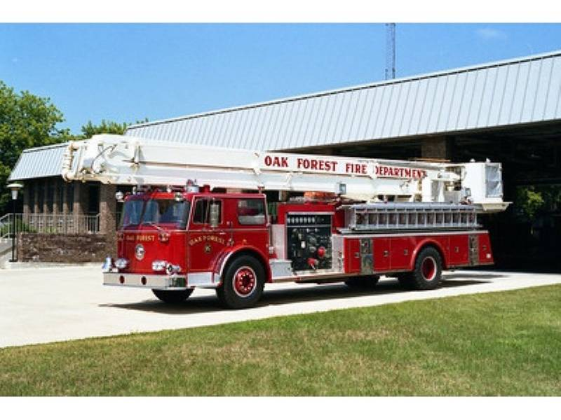 Oak Forest Fires Former Fire Chief After Theft Allegations