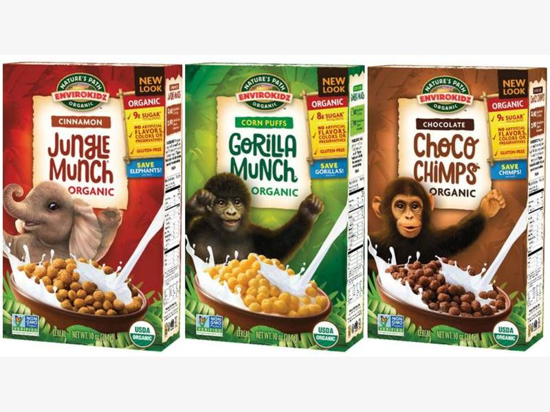 Recall: Nature's Path Cereals Contain Undeclared Gluten