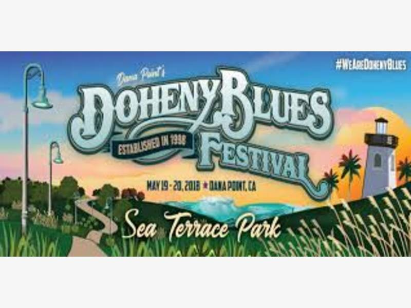 Dana Point Happy to be Singing the Blues